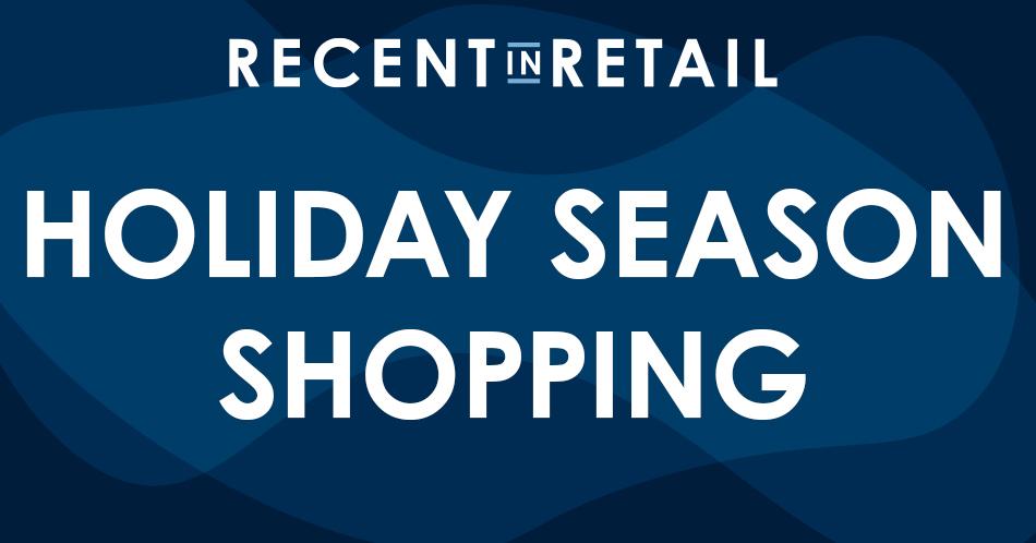 CROSSMARK Holiday Season Shopping