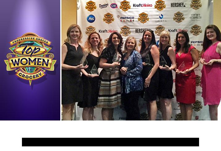 Progressive Grocers Top Women in Grocery  Recognizes Eight CROSSMARK Women