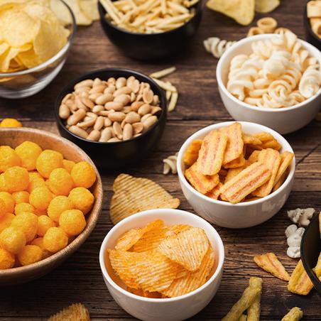 CROSSMARK snacks category