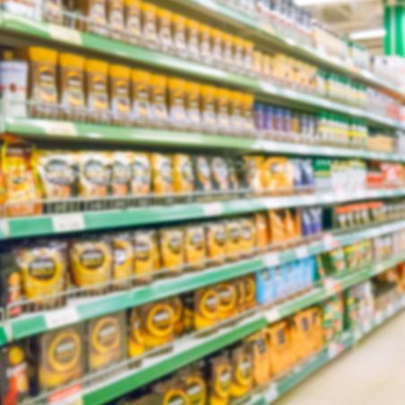 CROSSMARK shelf stable food category