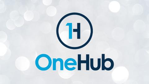 CROSSMARK OneHub logo